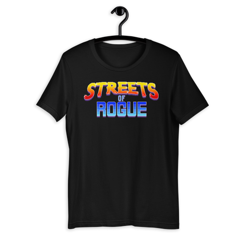 Streets of Rogue Tee