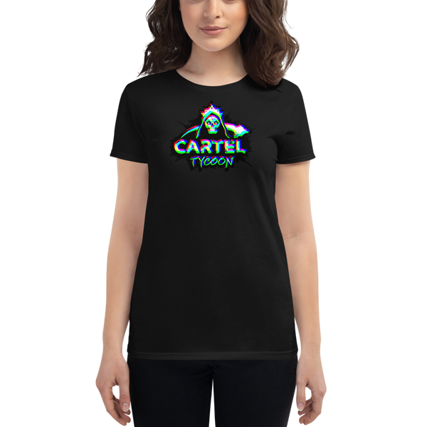 Cartel Tycoon - Colored Logo Tee