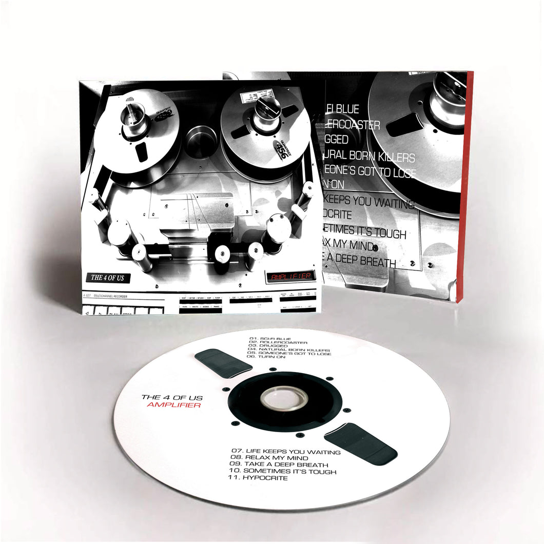 THE 4 OF US | Amplifier - CD