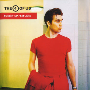 THE 4 OF US | Classified Personal - CD