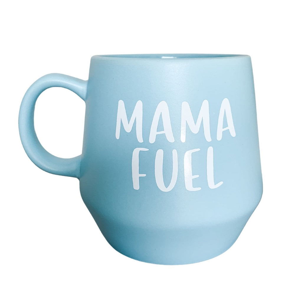 Mama Fuel | Ceramic Coffee Mug