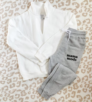 Mama Mode Sweatpants - Shop Donuts and Daisies