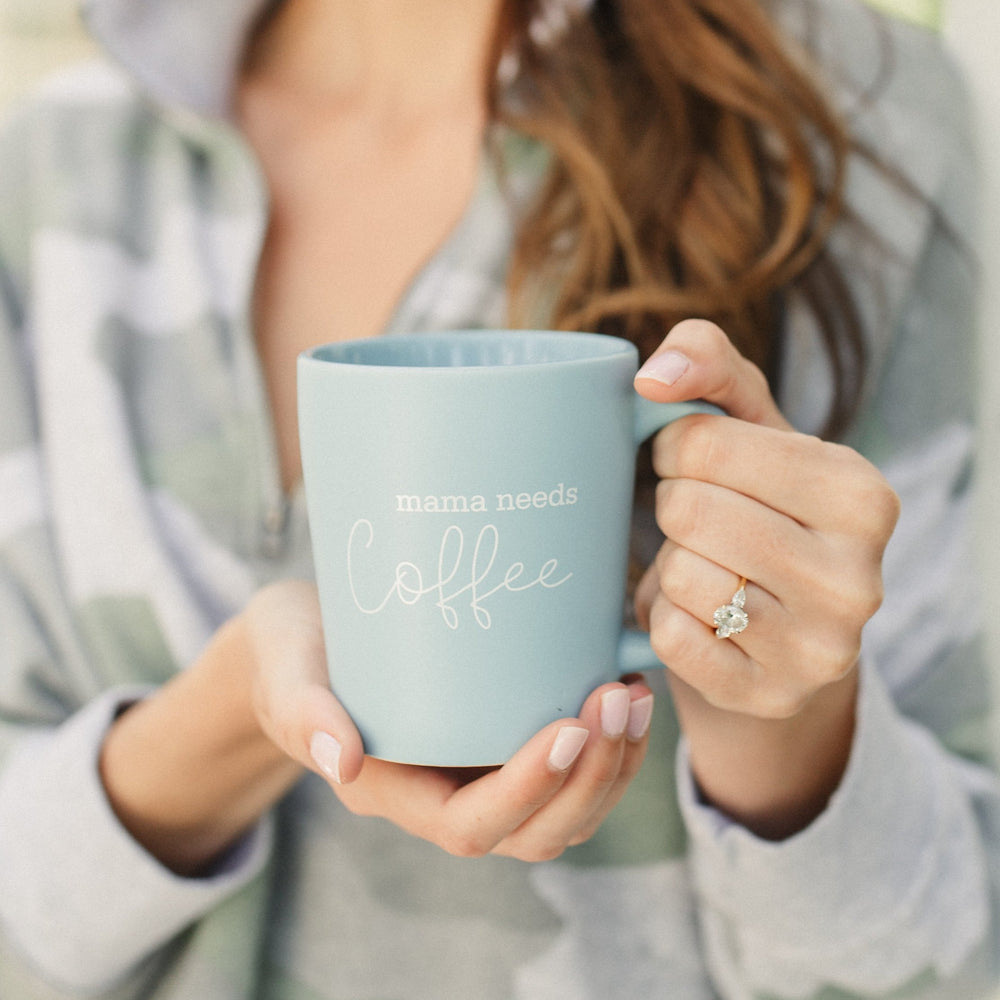 Mama Needs Coffee | Ceramic Coffee Mug