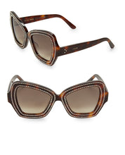 Load image into Gallery viewer, CELINE - BUTTERFLY SUNGLASSES