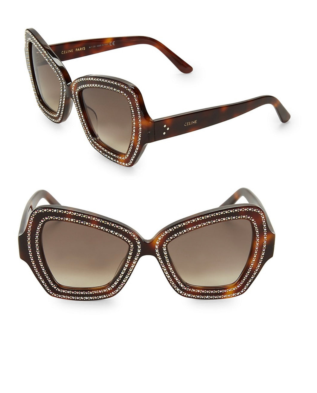 CELINE - BUTTERFLY SUNGLASSES