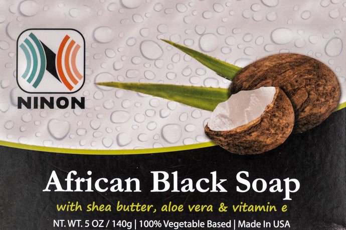 Benefits of Ninon African Black Soap
