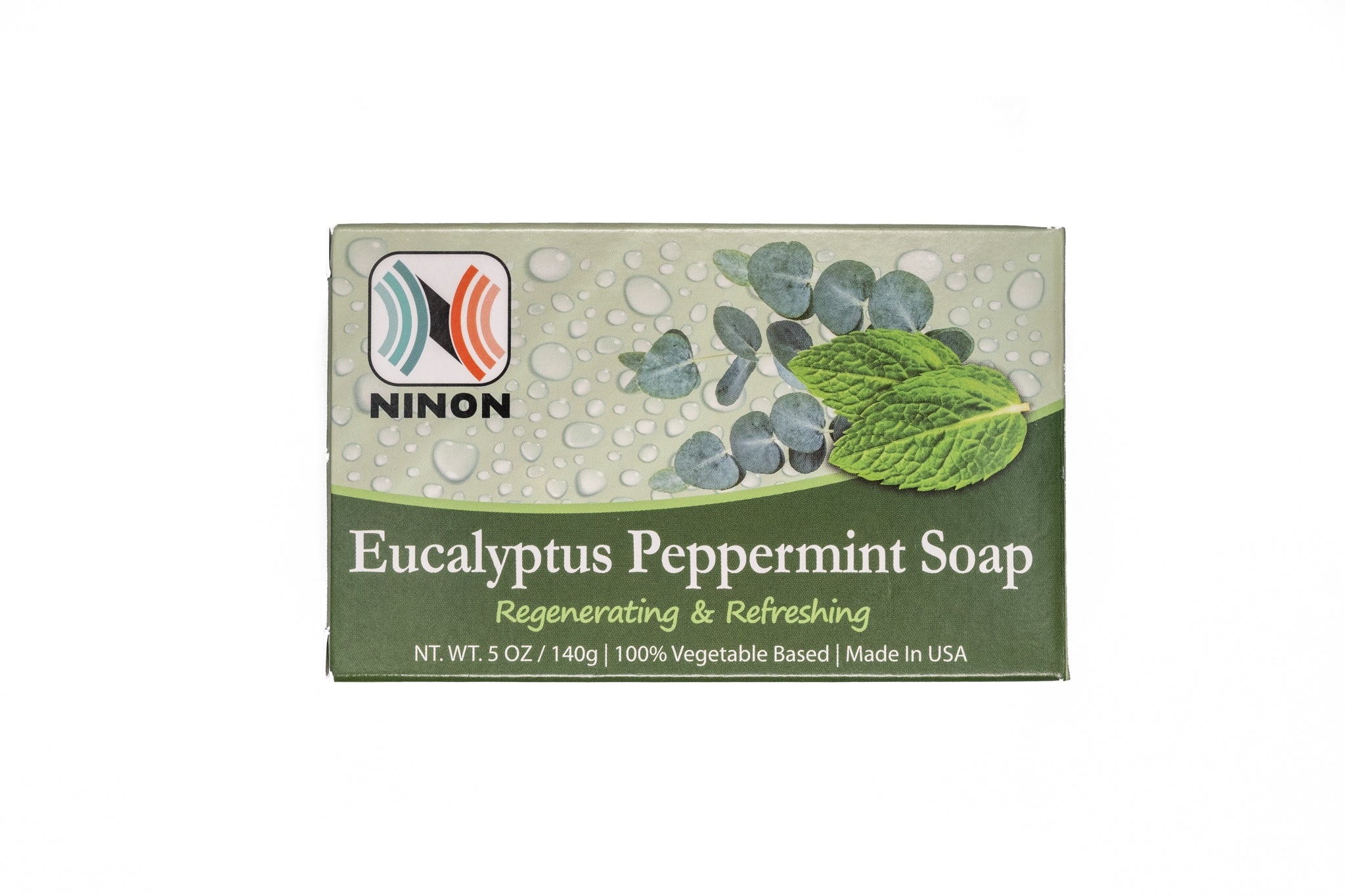Ninon Eucalyptus and Peppermint Soap (5oz)