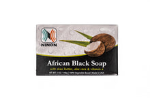 Load and play video in Gallery viewer, Ninon African Black Soap (5oz)