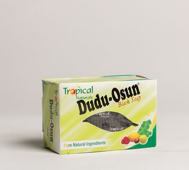 Dudu-Osun African Black Soap (5oz) (48 pcs)