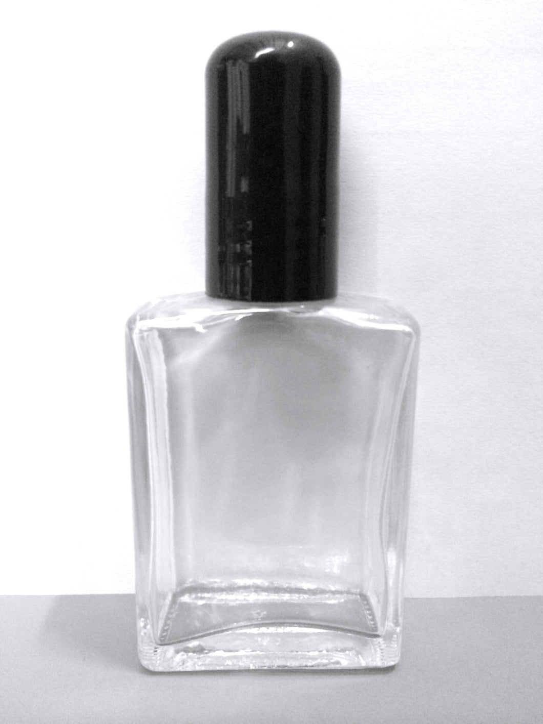 1 oz Rectangle Shape Bottle
