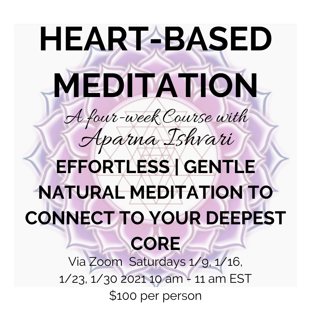 HEART-BASED MEDITATION INITIATION