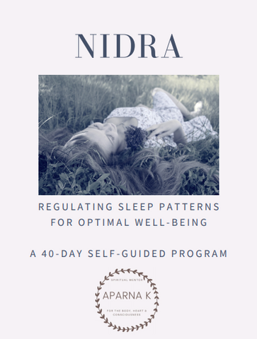 NIDRA SLEEP PROGRAM