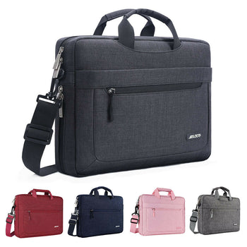 Best Laptop Bag Notebook Case Adjustable Shoulder Strap Multi Colors