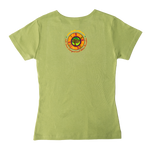 Load image into Gallery viewer, Blast Off! Ladies T-Shirt (Green)
