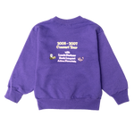 Load image into Gallery viewer, Tour 06-07 Purple Crewneck Sweatshirt