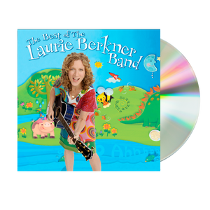 The Best Of The Laurie Berkner Band - CD