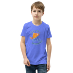 Load image into Gallery viewer, Let's Go Swimming Youth T-Shirt