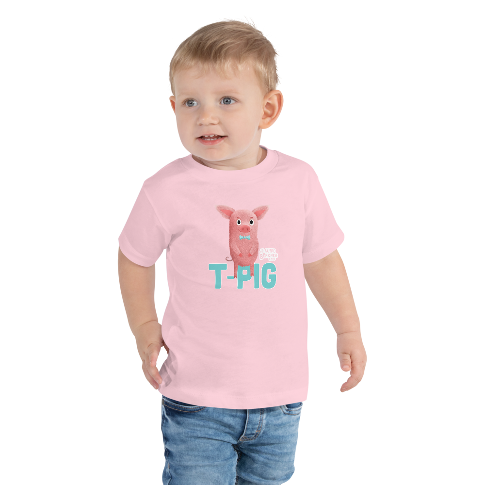 T-Pig Toddler T-Shirt