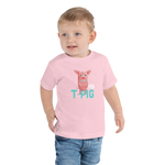 Load image into Gallery viewer, T-Pig Toddler T-Shirt