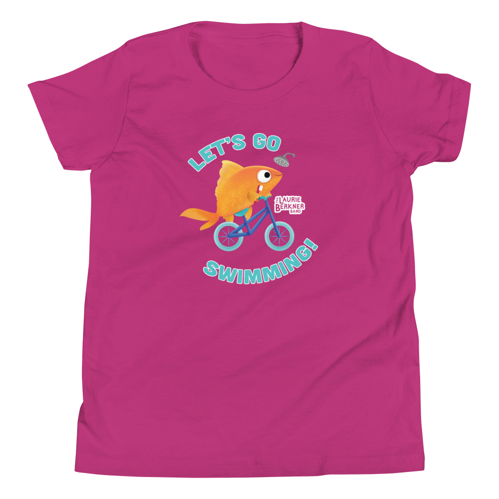 Let's Go Swimming Youth T-Shirt