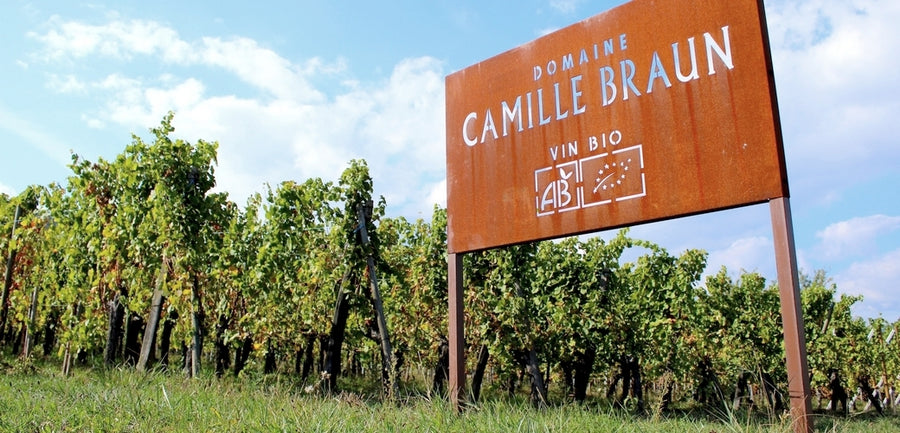Domaine Camille Braun Riesling 'Nature'