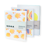 Illustrated Reusable + Compostable Sponge Cloth Combo Pack