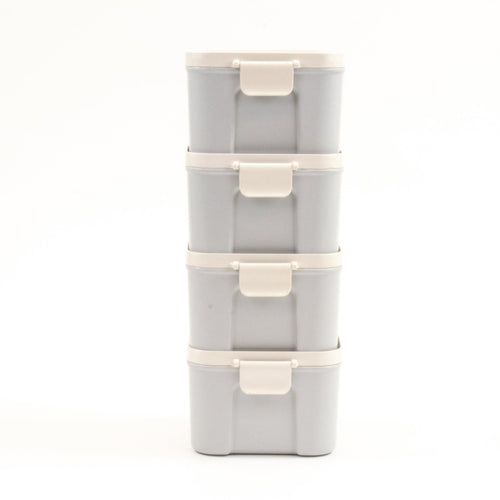 Bamboo Bulk Dry Storage Set
