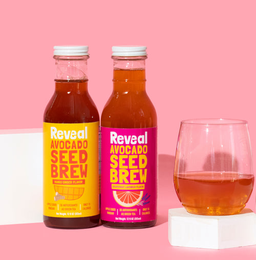 Reveal Mango Ginger Seed Brew