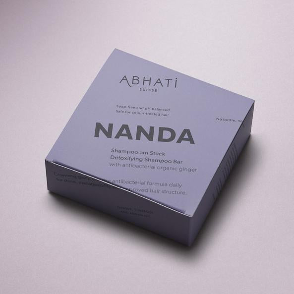 Purifying Nanda Shampoo Bar
