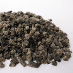 An up close shot of the wool pellets for garderning.