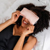 Bamboo Lyocell Eye Pillow, Eye Mask & Pillowcase Set