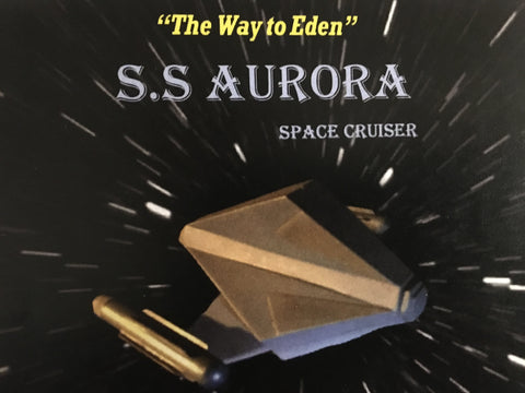 Star Trek SS Aurora Space cruiser