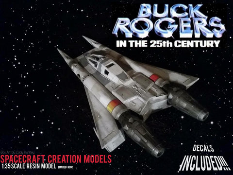 Buck Rogers Star Fighter