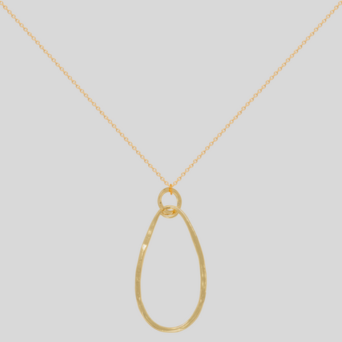 Eden Necklace in Gold