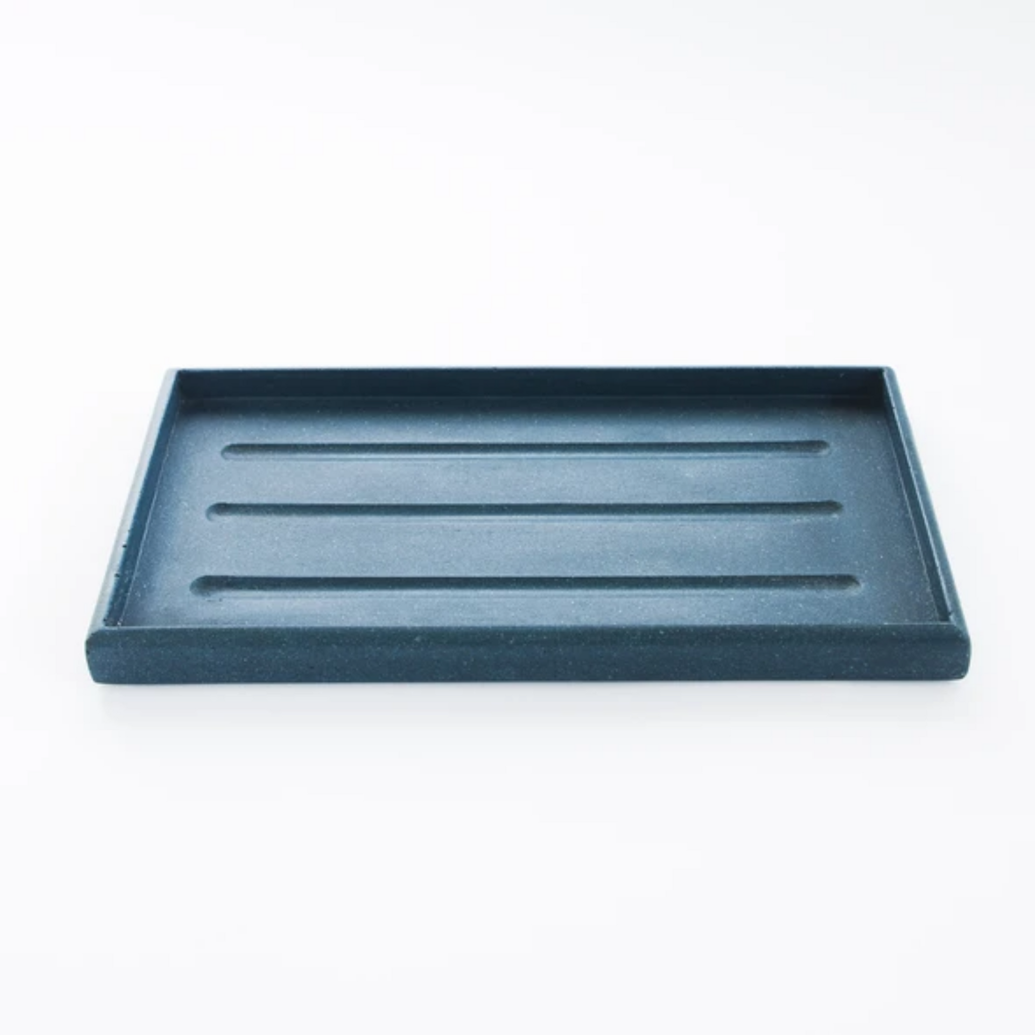 Rectangle Tray in Navy