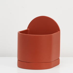 Sol Planter in Terracotta