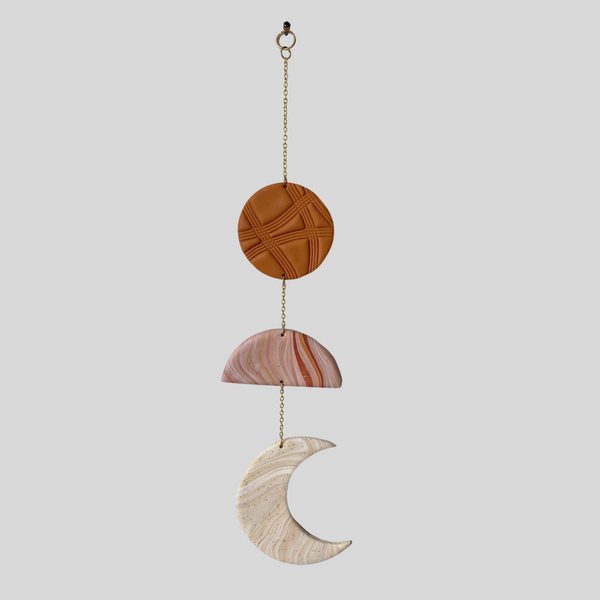 Phases Wall Hanging