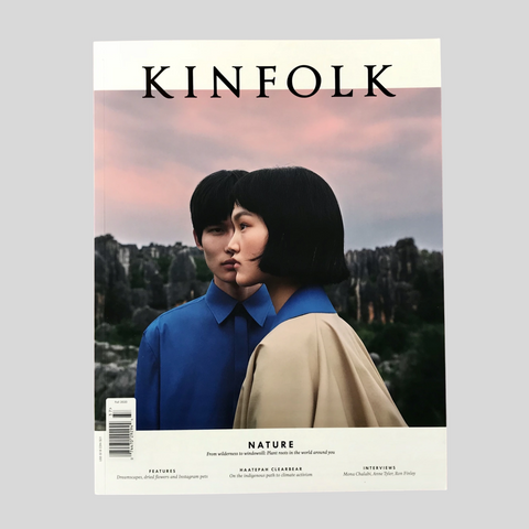 Kinfolk Magazine - Nature