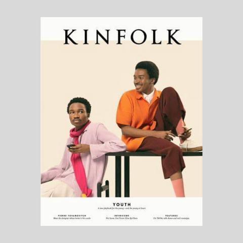 Kinfolk Magazine - Youth