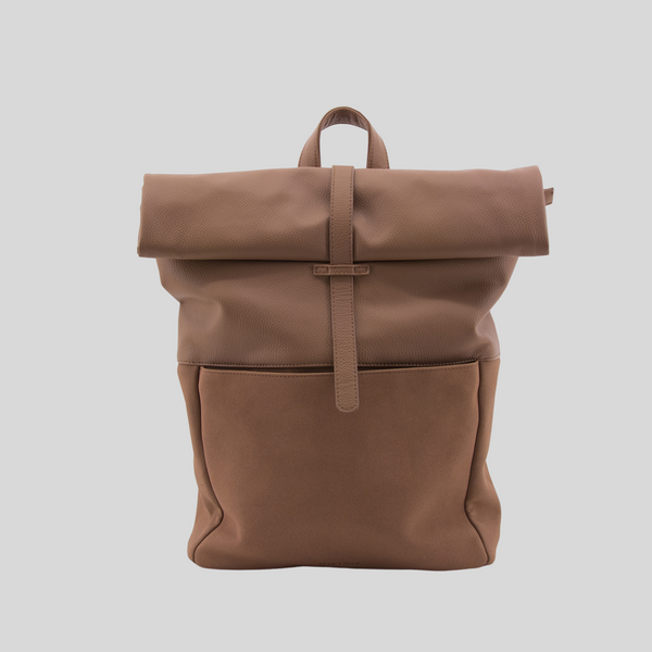 Herb Backpack in Chestnut
