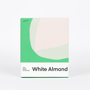 White Almond Chocolate