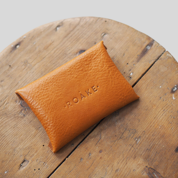 The Laura Envelope Purse in Ochre