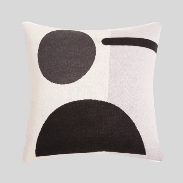 Bleecker Cushion Cover in Mono