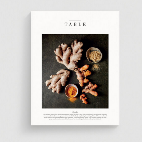 Table Magazine - Family