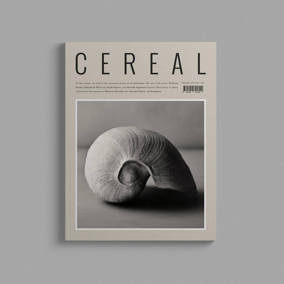 Cereal Magazine - Volume 20