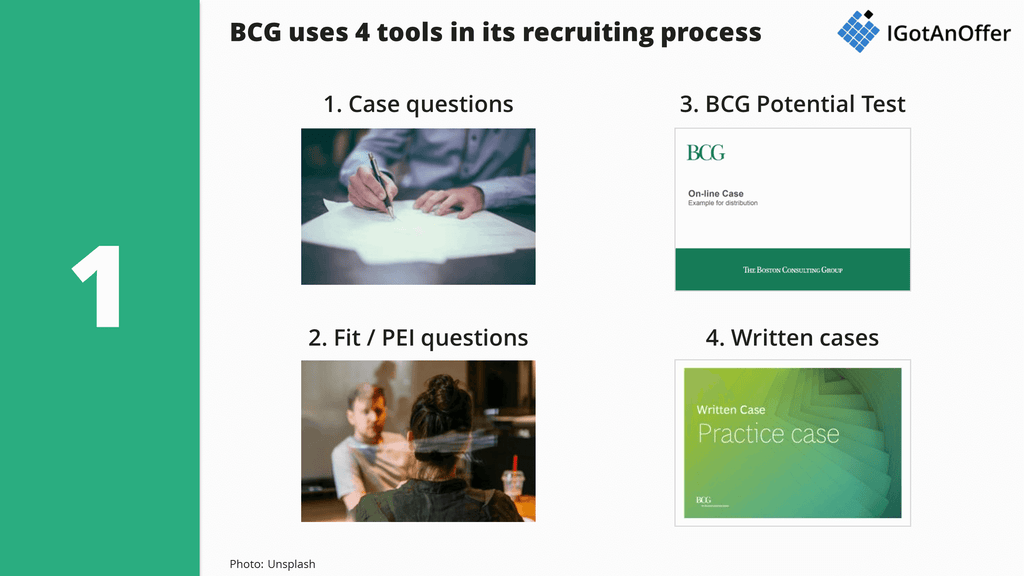 BCG Recruiting Process: 4 Tools Used