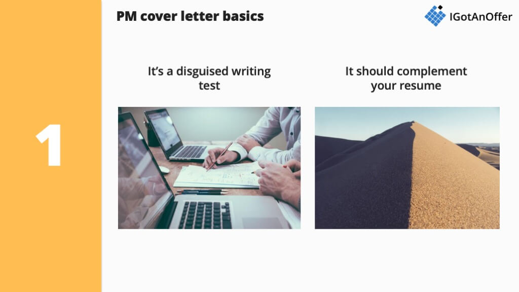 Product Manager Cover letter - Writing tips and Template ...
