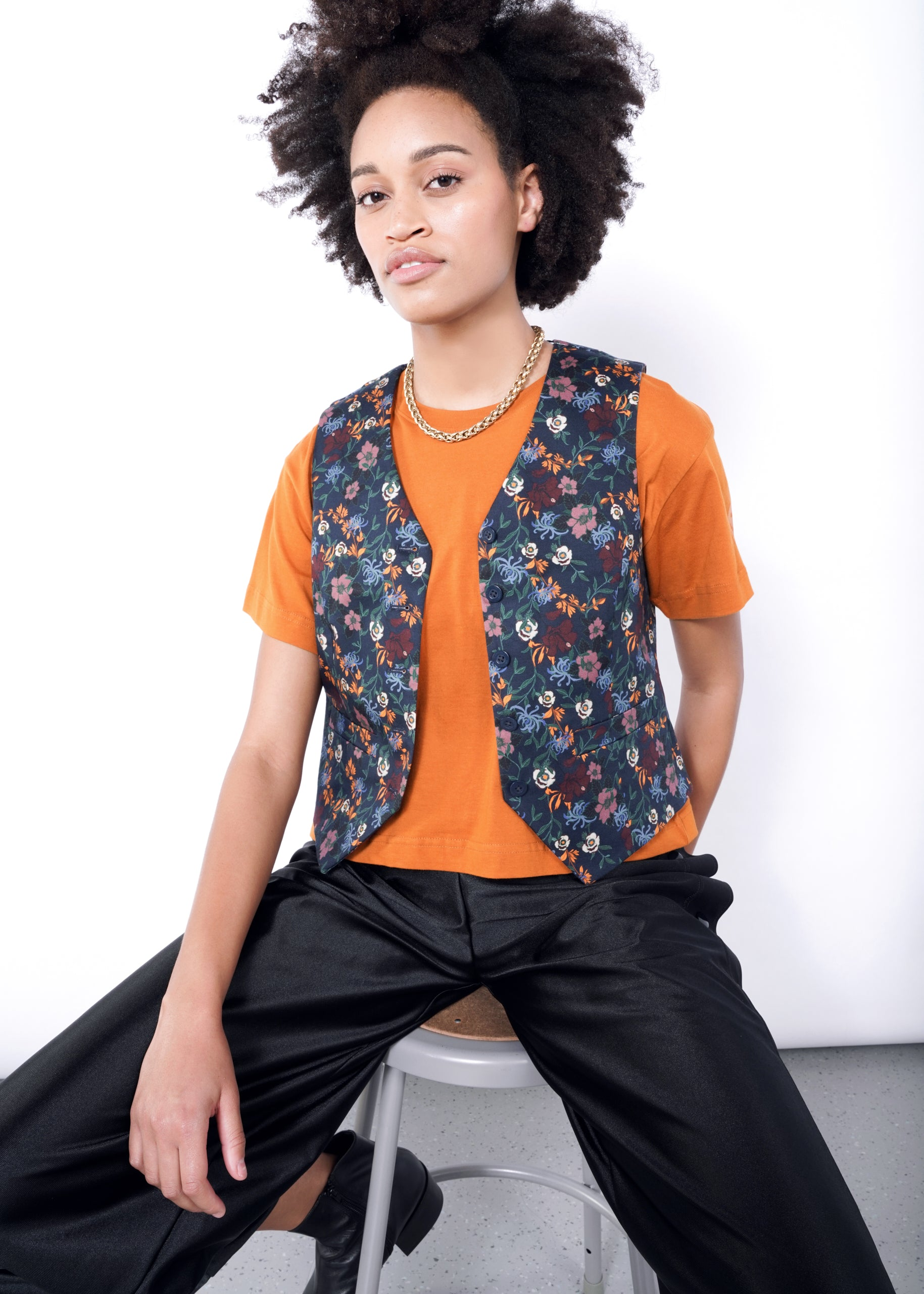 The Empower Wildflower Vest