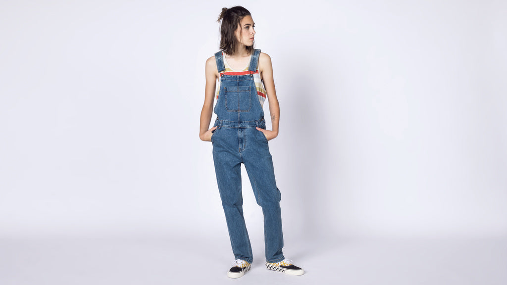 Neutral Meril Overalls