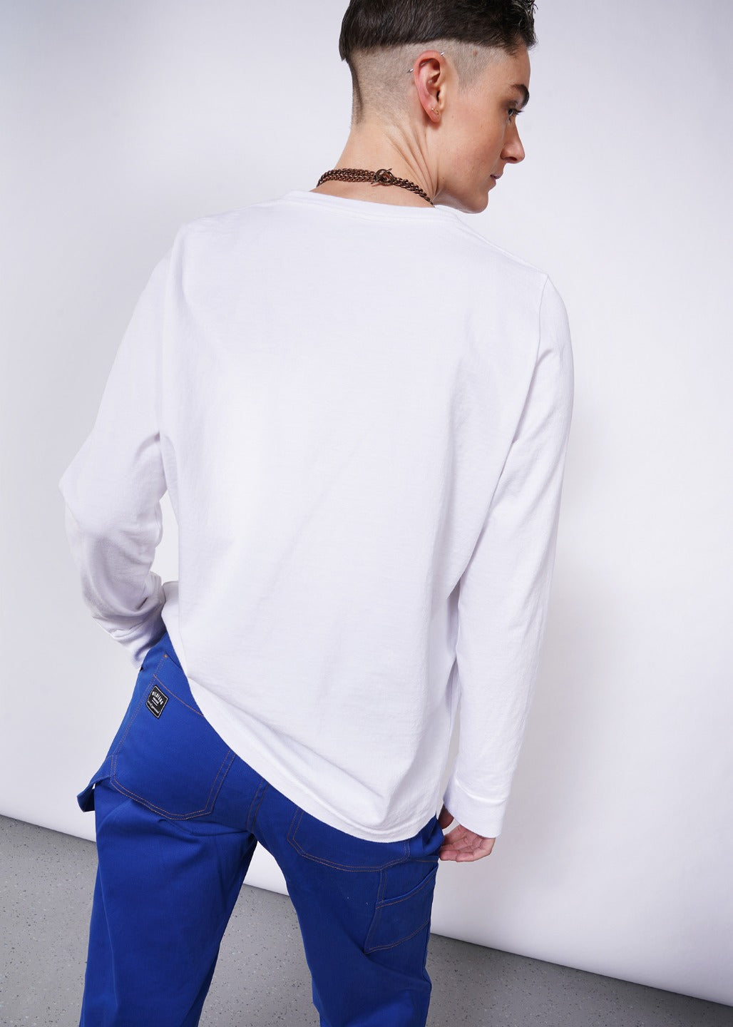 Workwear LS Pocket Tee